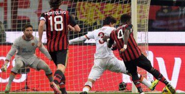 Prediksi Roma vs AC Milan