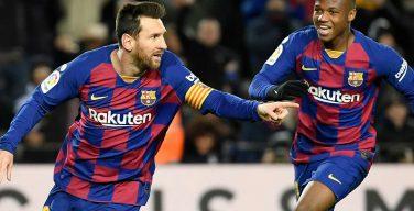 Prediksi Skor Barcelona vs Leganes