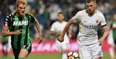Prediksi Skor Sassuolo vs AS Roma