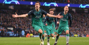 Prediksi Skor Tottenham vs Manchester City