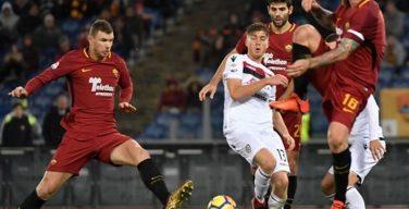 Prediksi Skor Cagliari vs AS Roma