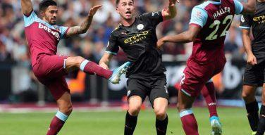 Prediksi Skor Manchester City vs West Ham