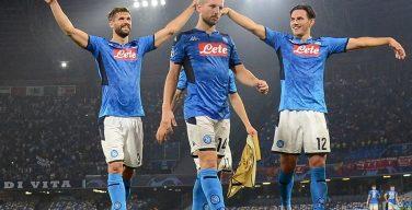 Prediksi Skor Napoli vs Lecce