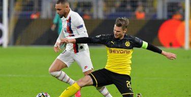 Prediksi Skor PSG vs Borussia Dortmund