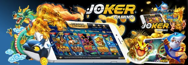 Agen SLOT JOKER123 Deposit 25000