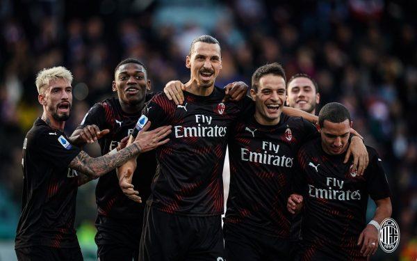 Prediksi Skor AC Milan vs Cagliari 2 Agustus 2020   Gobet899