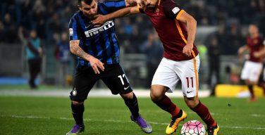 Prediksi Skor AS Roma vs Inter Milan