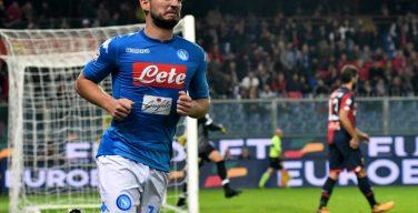 Prediksi Skor Genoa vs Napoli