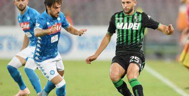 Prediksi Skor Napoli vs Sassuolo