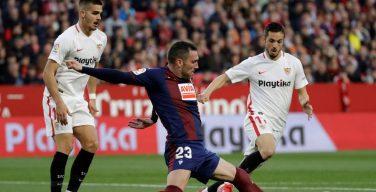 Prediksi Skor Sevilla vs Real Eibar