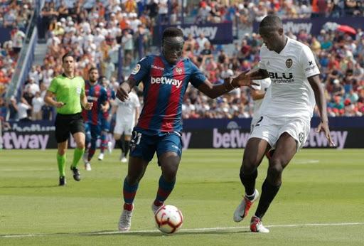 Prediksi Skor Valencia vs Levante 14 September 2020 | Gobet899